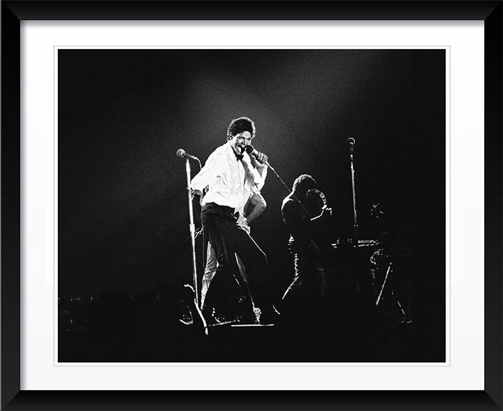 """Michael Jackson On Stage 6"" by Delroi Whitaker Photography"