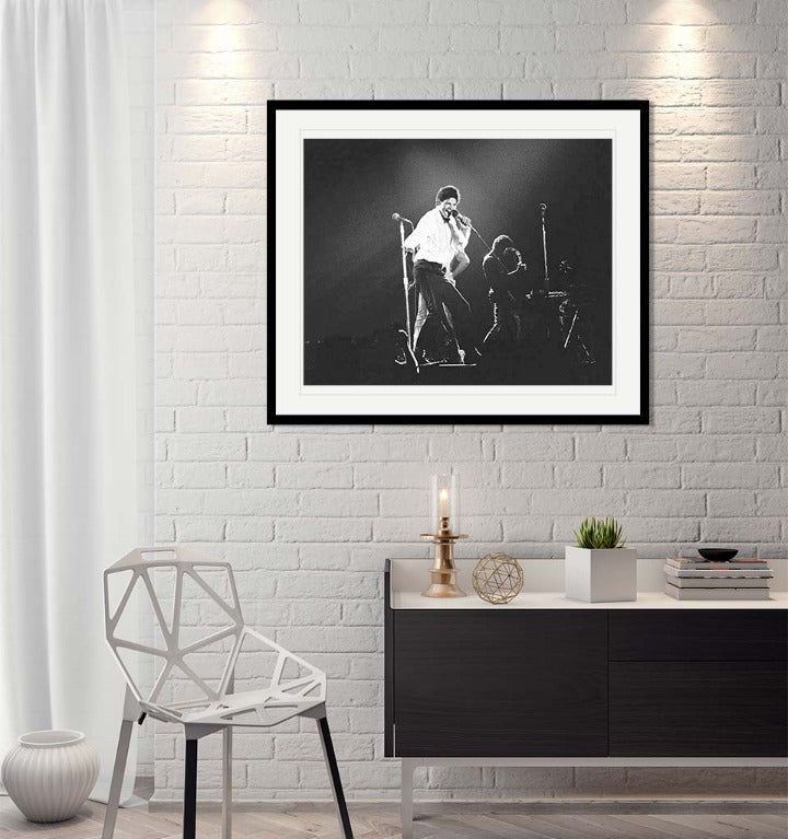 """Michael Jackson On Stage 6"" by Delroi Whitaker Photography-Artography Limited"