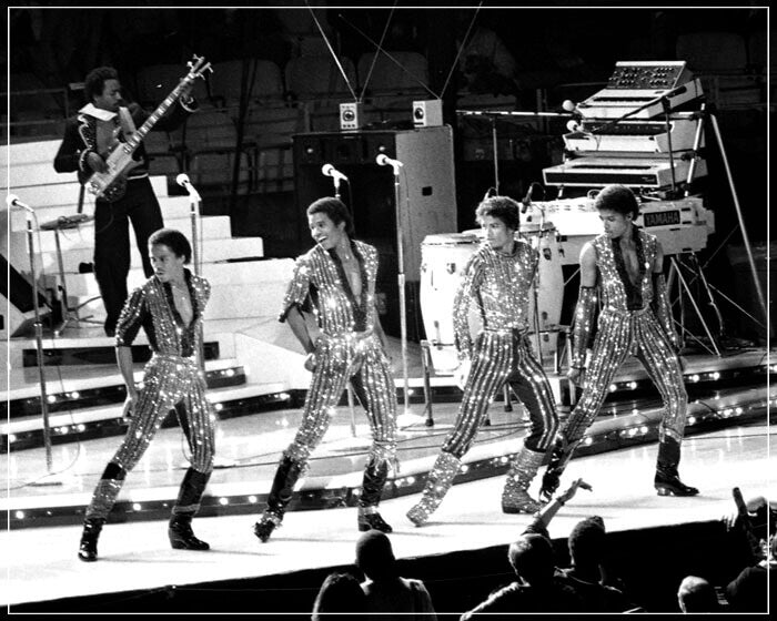 """The Jackson 5 On Stage"" by Delroi Whitaker Photography-Artography Limited"