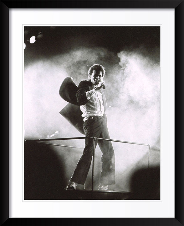 """Michael Jackson Iconic 2"" by Delroi Whitaker Photography"