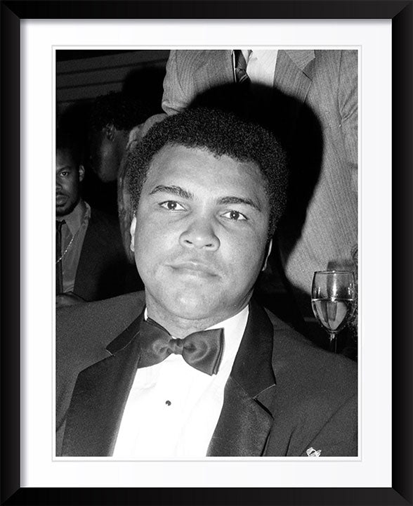 """Muhammad Ali Portrait"" by Delroi Whitaker Photography"
