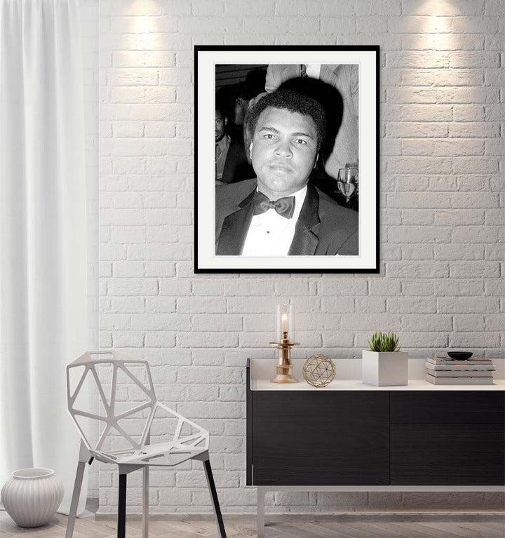"""Muhammad Ali Portrait"" by Delroi Whitaker Photography-Artography Limited"