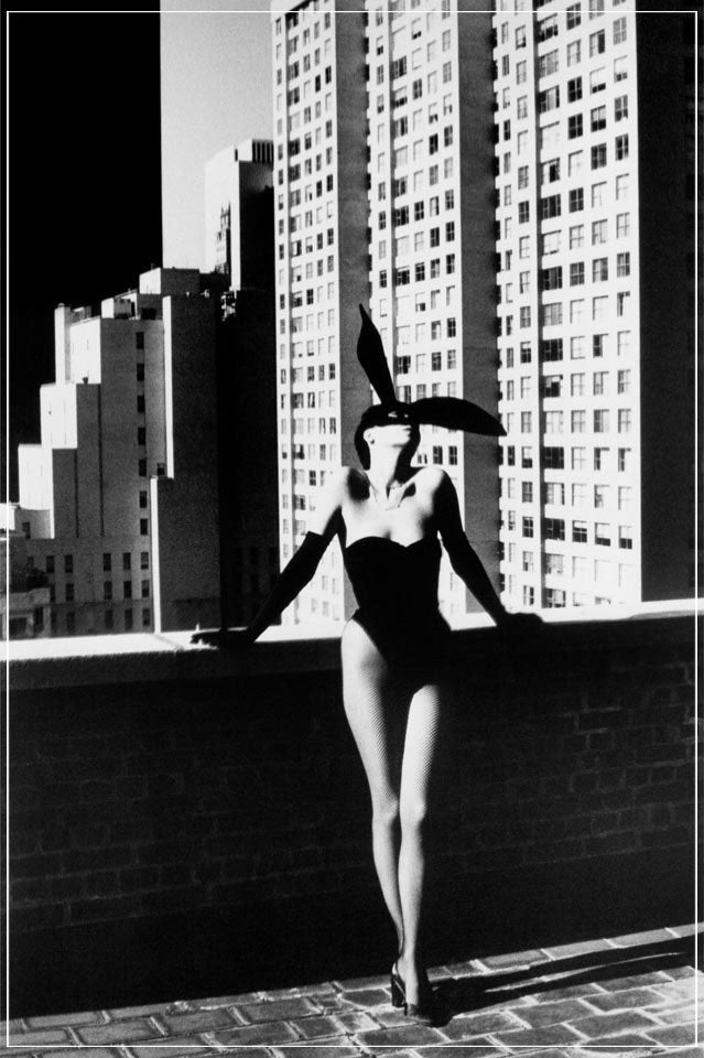 """Elsa Peretti in New York, 1975"" by Helmut Newton Photography-Artography Limited"