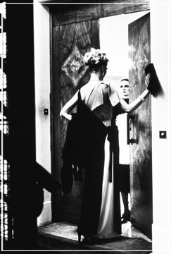 """16th Arrondissement, French Vogue, 1975"" by Helmut Newton Photography-Artography Limited"