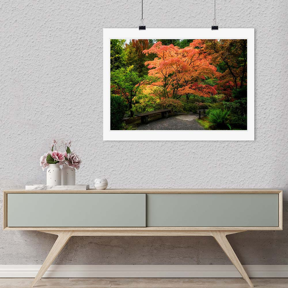 """Japanese Gardens"" by Joshua Johnston Photography-Artography Limited"
