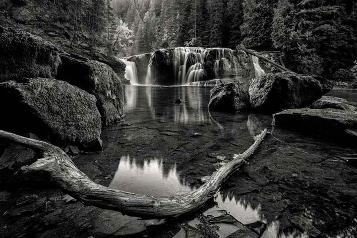 """Lower Lewis Falls"" by Joshua Johnston Photography"