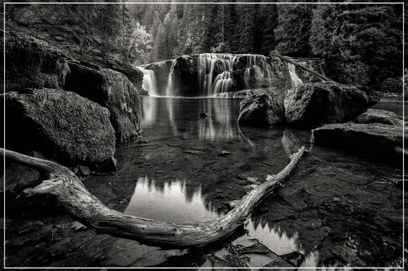 """Lower Lewis Falls"" by Joshua Johnston Photography-Artography Limited"