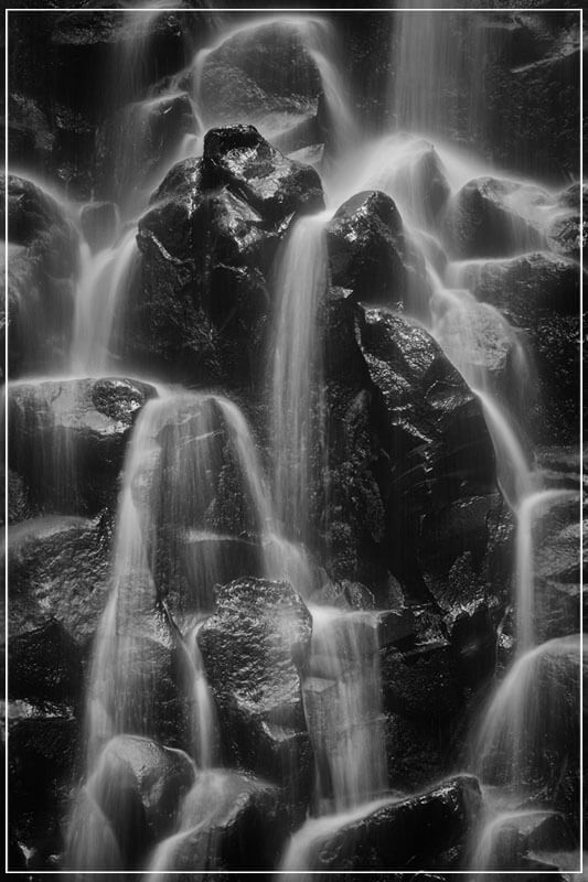 """Ramona Falls"" by Joshua Johnston Photography-Artography Limited"