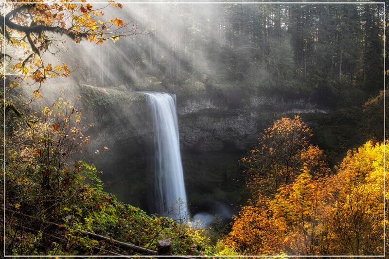 """South falls"" by Joshua Johnston Photography-Artography Limited"