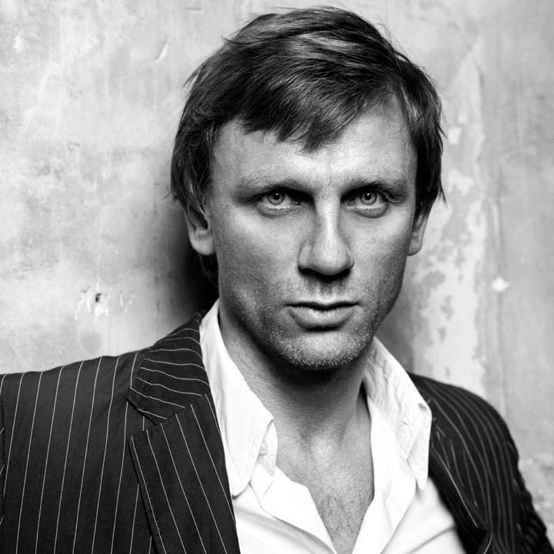 """Daniel Craig"" by John Stoddart Photography"
