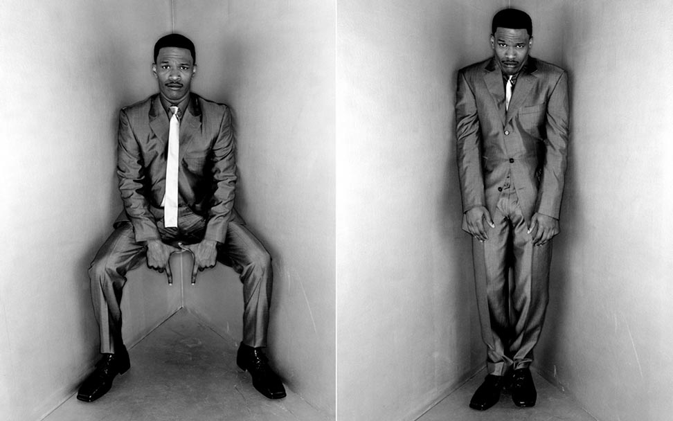 Jamie Foxx 2 by Lorenzo Agius Photography