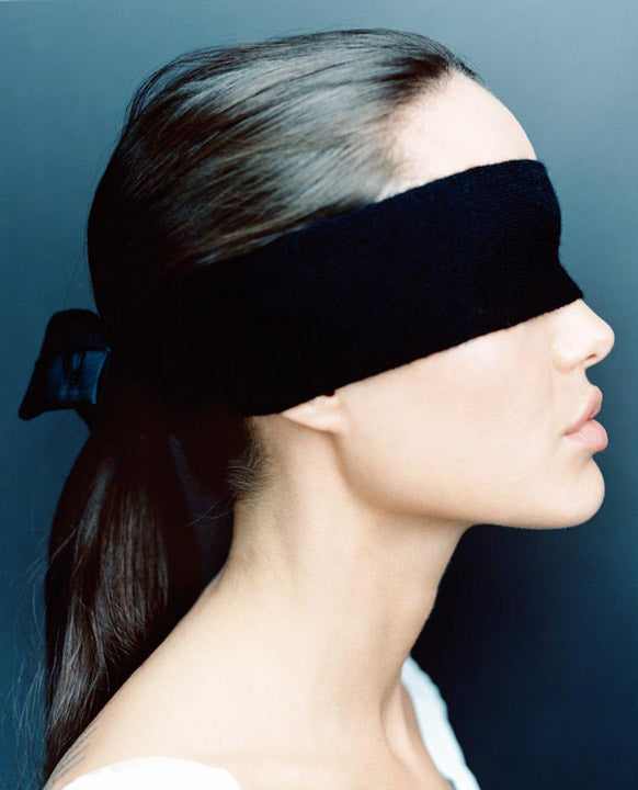 Angelina Jolie - Blindfolded by Lorenzo Agius Photography