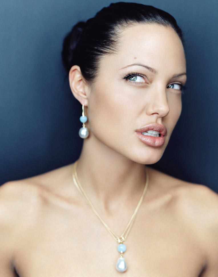 Angelina Jolie by Lorenzo Agius Photography