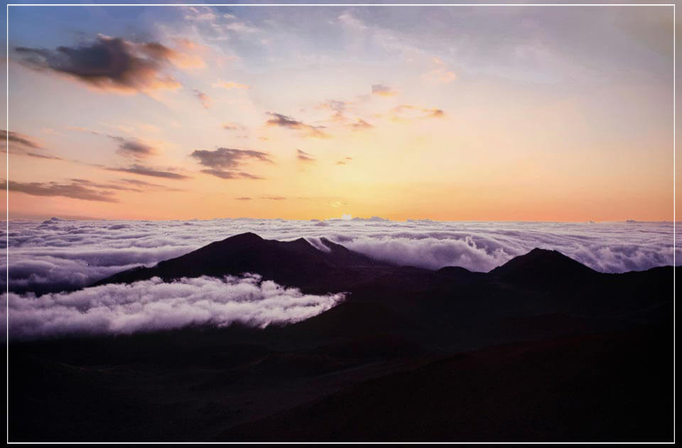"""Haleakala Rise"" by Robert Manno Photography-Artography Limited"