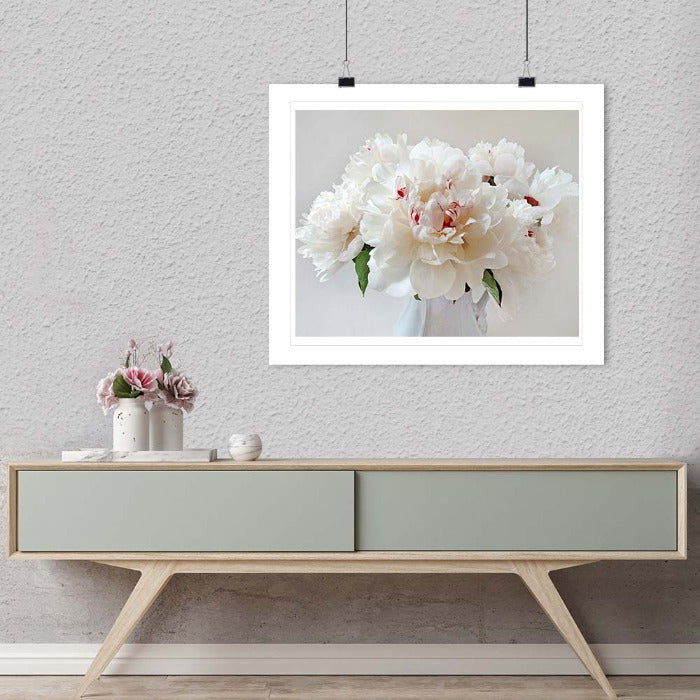 """Peonies"" by Tom Artin Photography-Artography Limited"