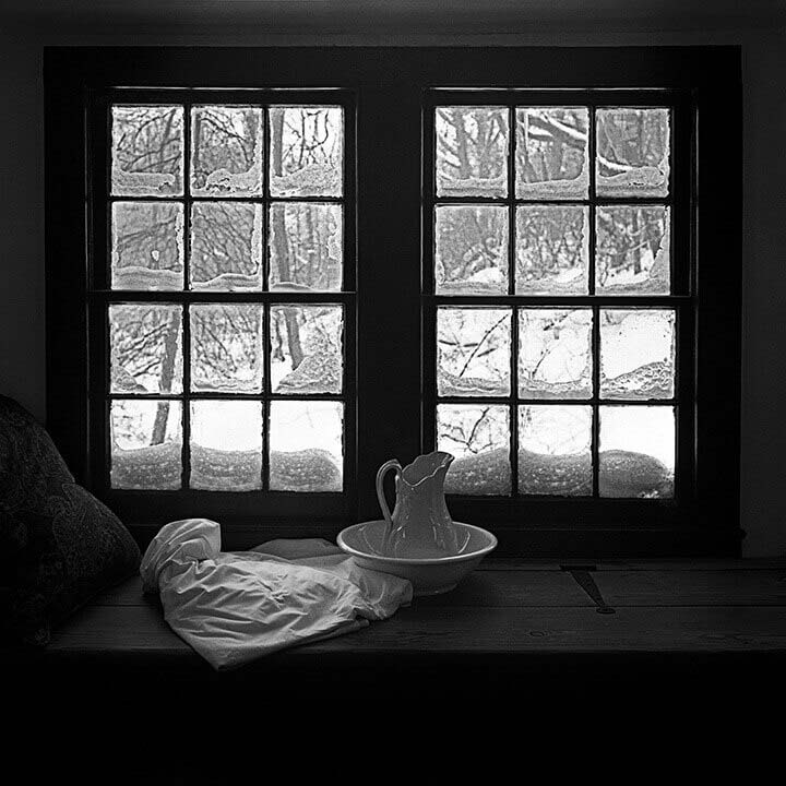 """Window Seat, Blizzard"" by Tom Artin Photography"
