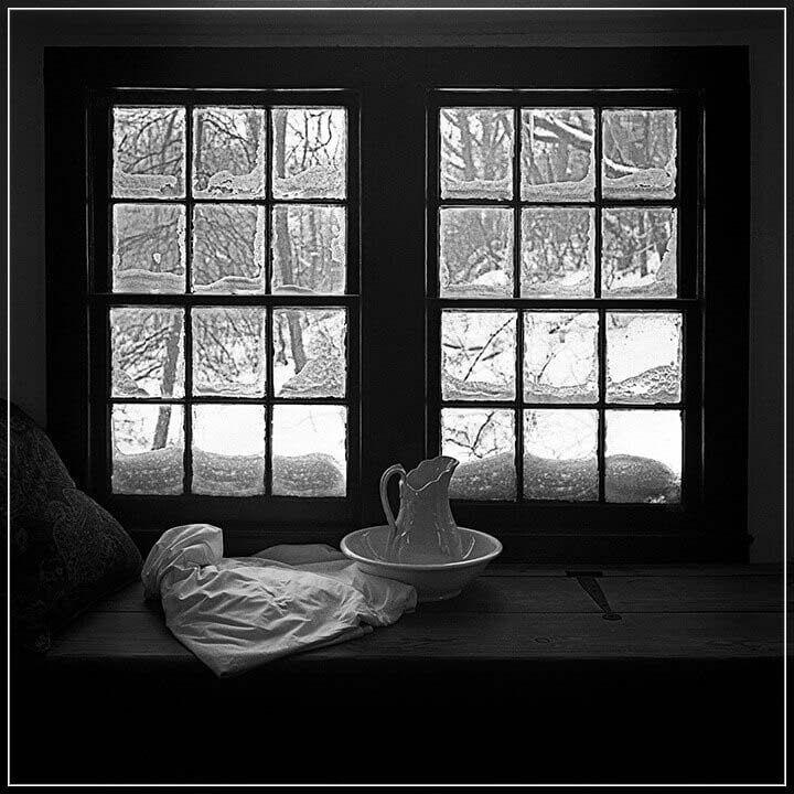 """Window Seat, Blizzard"" by Tom Artin Photography-Artography Limited"