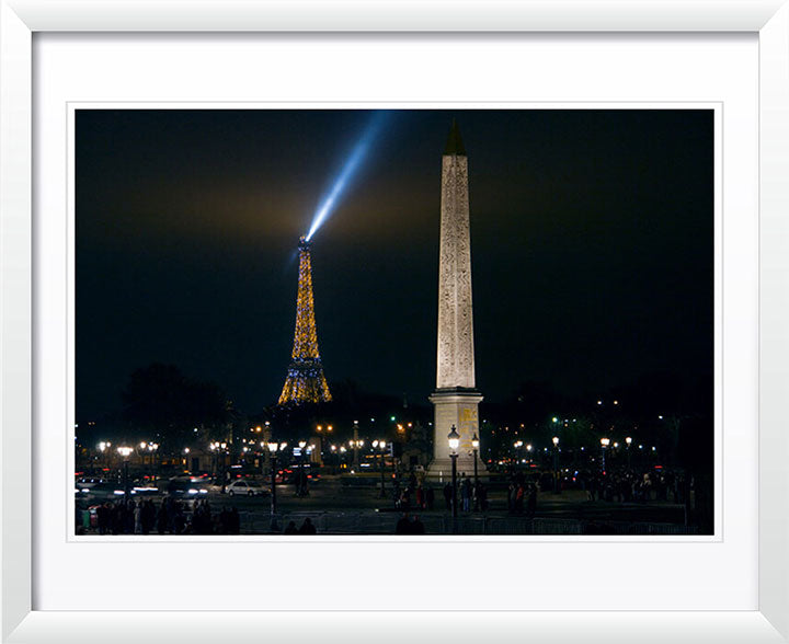"""Place de la Concorde, Paris"" by Tom Artin Photography"
