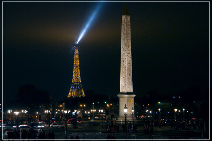 """Place de la Concorde, Paris"" by Tom Artin Photography-Artography Limited"