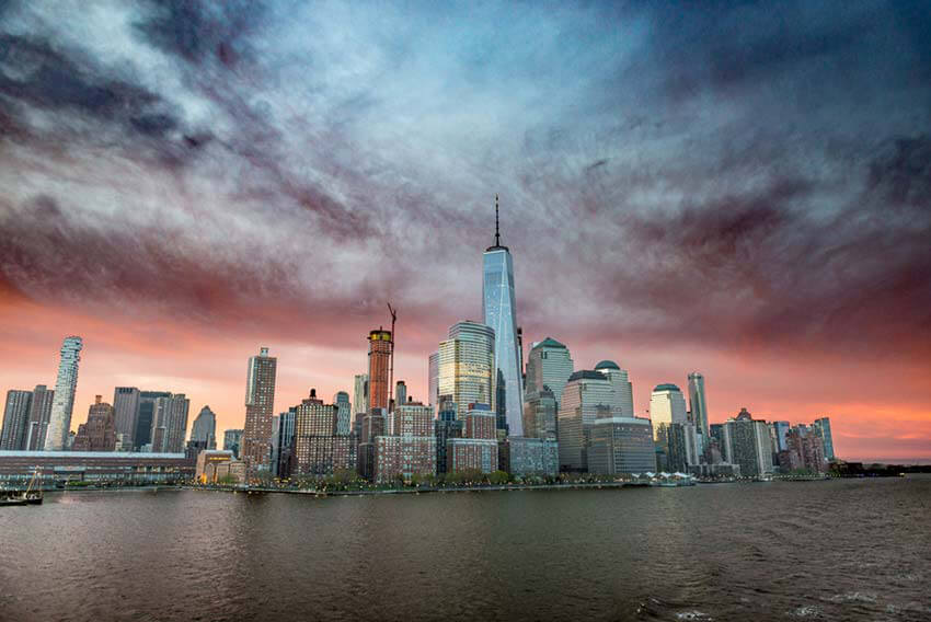 """Sky Rise, NY"" by Viet Chu Photography"