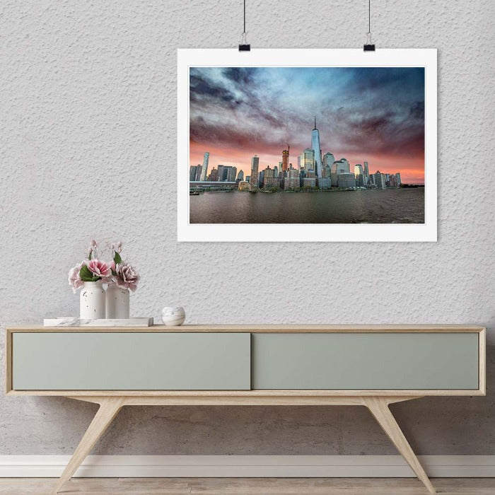 """Sky Rise, NY"" by Viet Chu Photography-Artography Limited"