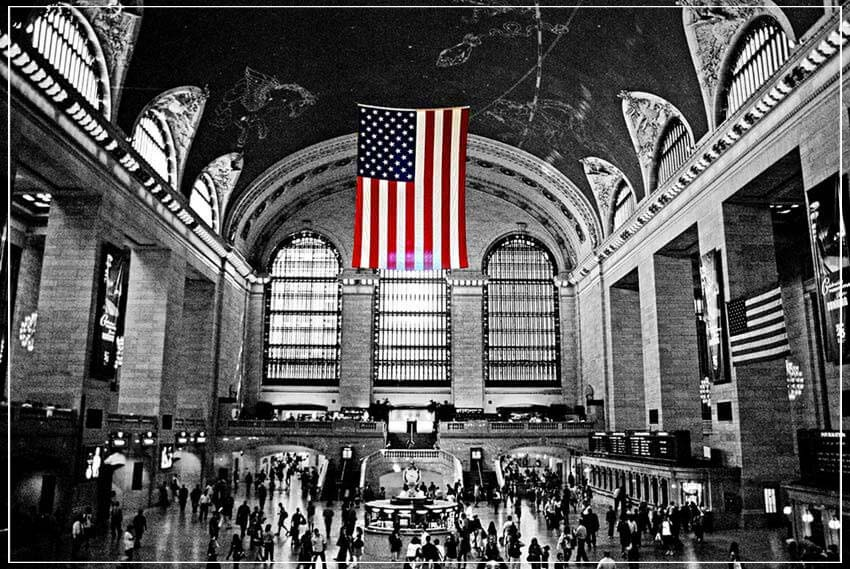 """Grand Central Station"" by Viet Chu Photography-Artography Limited"