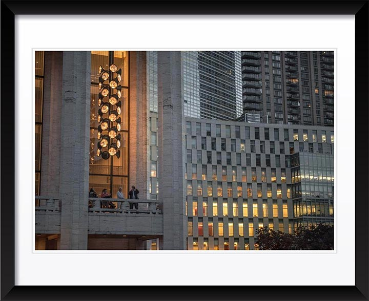 """A Summer's NIght at the Lincoln Center 1"" by Viet Chu Photography"