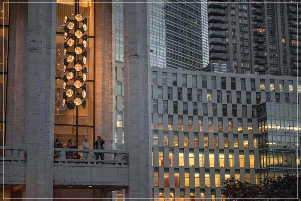"""A Summer's NIght at the Lincoln Center 1"" by Viet Chu Photography-Artography Limited"
