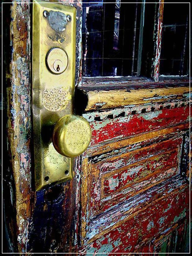 """Rustic Door"" by Viet Chu Photography-Artography Limited"