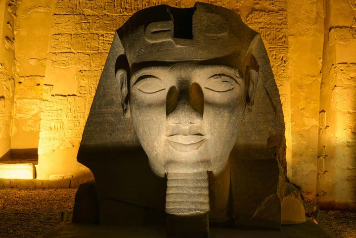 """Luxor Face, Egypt"" by Viet Chu Photography"