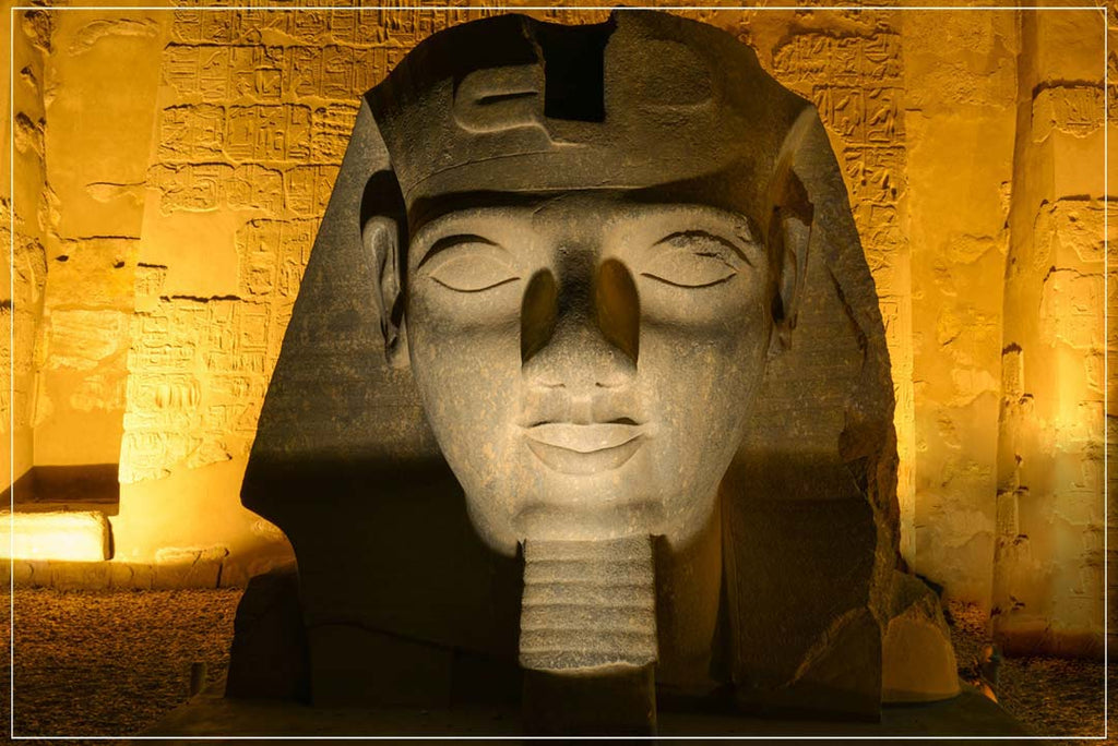 """Luxor Face, Egypt"" by Viet Chu Photography-Artography Limited"