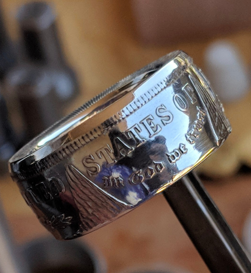 What Makes Our Silver Coin Rings Different Than Others?