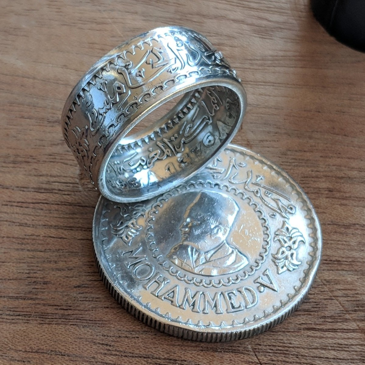 World Coin Ring Collection