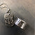 Silver Eagle Coin Ring & American Pride Dog Tag Necklace