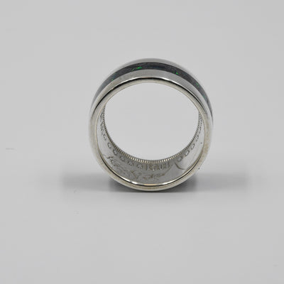 remember your loved on with a memorial ask coin ring