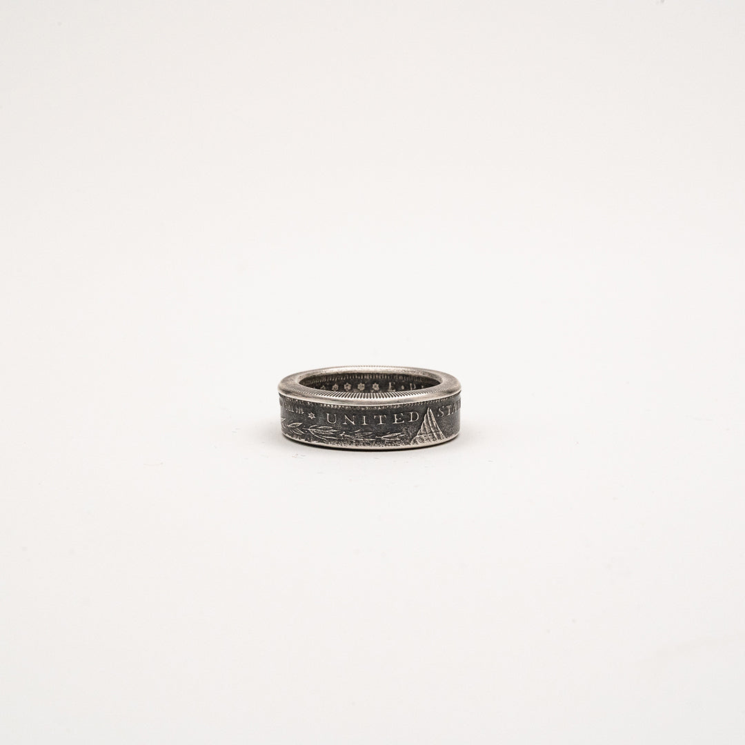 Morgan Tribute Coin Ring