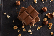 30% Milk Chocolate w/ Hazelnuts - Pack of 10