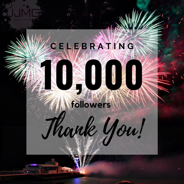 10k Thank You Giveaway!