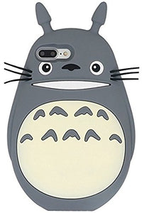 JJMG 3D Iphone Silicone Cartoon Totoro