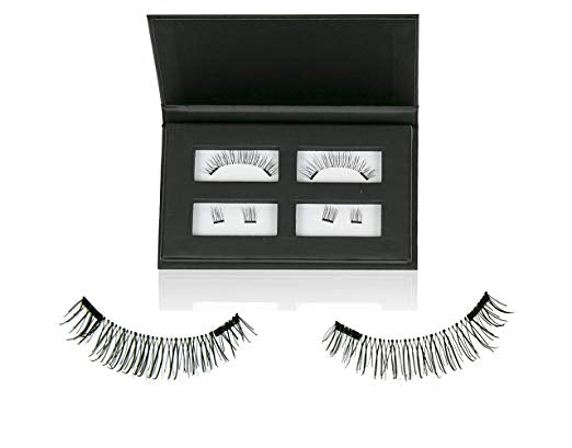 JJMG 3D Magnetic False Eyelashes (Style W)