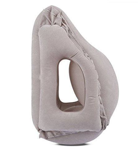 JJMG Air Travel Pillow Inflatable Cushion