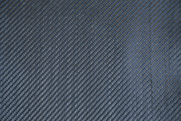 Carbon Fiber Fabrics Cloth Wrap 3k 200g/m2 Twill Weave (Navy Blue)