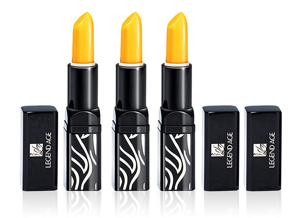 Legend Age ChuanQi Magic Color Changing Lipstick (1, 2, 3 Packs Available)