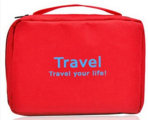 JJMG Portable Hanging Folding Travel Organizer