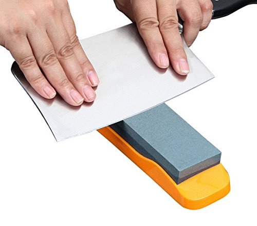 JJMG Non-Slip Knife Sharpener (2 Pieces)