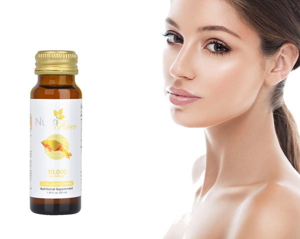 Best Anti-Aging Nutririver Collagen Fish Skin Drink