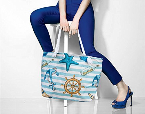JJMG Summer Beach Bag