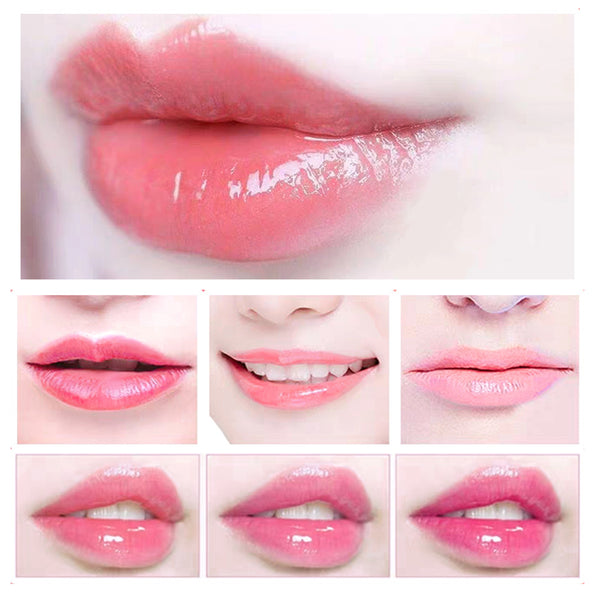 JJMG ChuanQi Magic Color Changing Lipstick Temperature/pH Change Moisture Rich Sexy Long Lasting Magic Lipstick