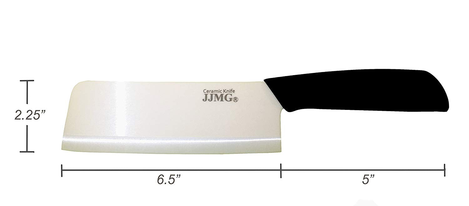 JJMG Ceramic Meat Knife