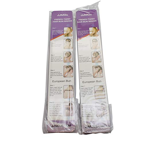 JJMG Women Bun Maker (2 Shades)